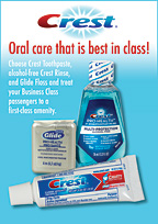 photo of Crest print ad